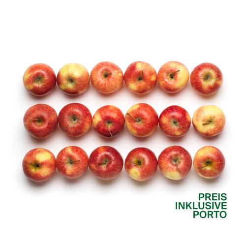 Aargauer Bio-Öpfel 6kg Abo inkl.Versand