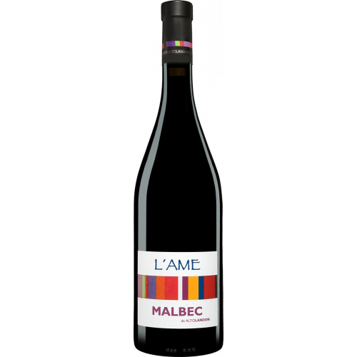 L' AME Malbec de Altolandon DO Cuenca 2010