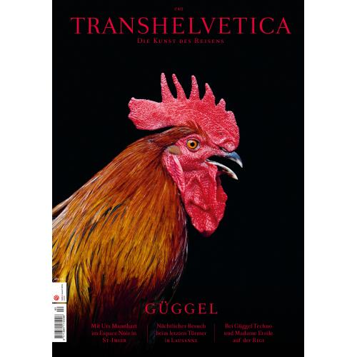 Transhelvetica Magazin Nr. 40
