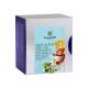 Leise rieselt der Tee Bio Teepyramiden