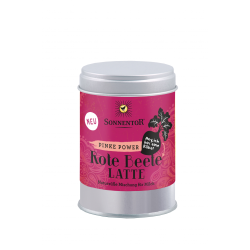 Trink-Rote Beete Latte Dose