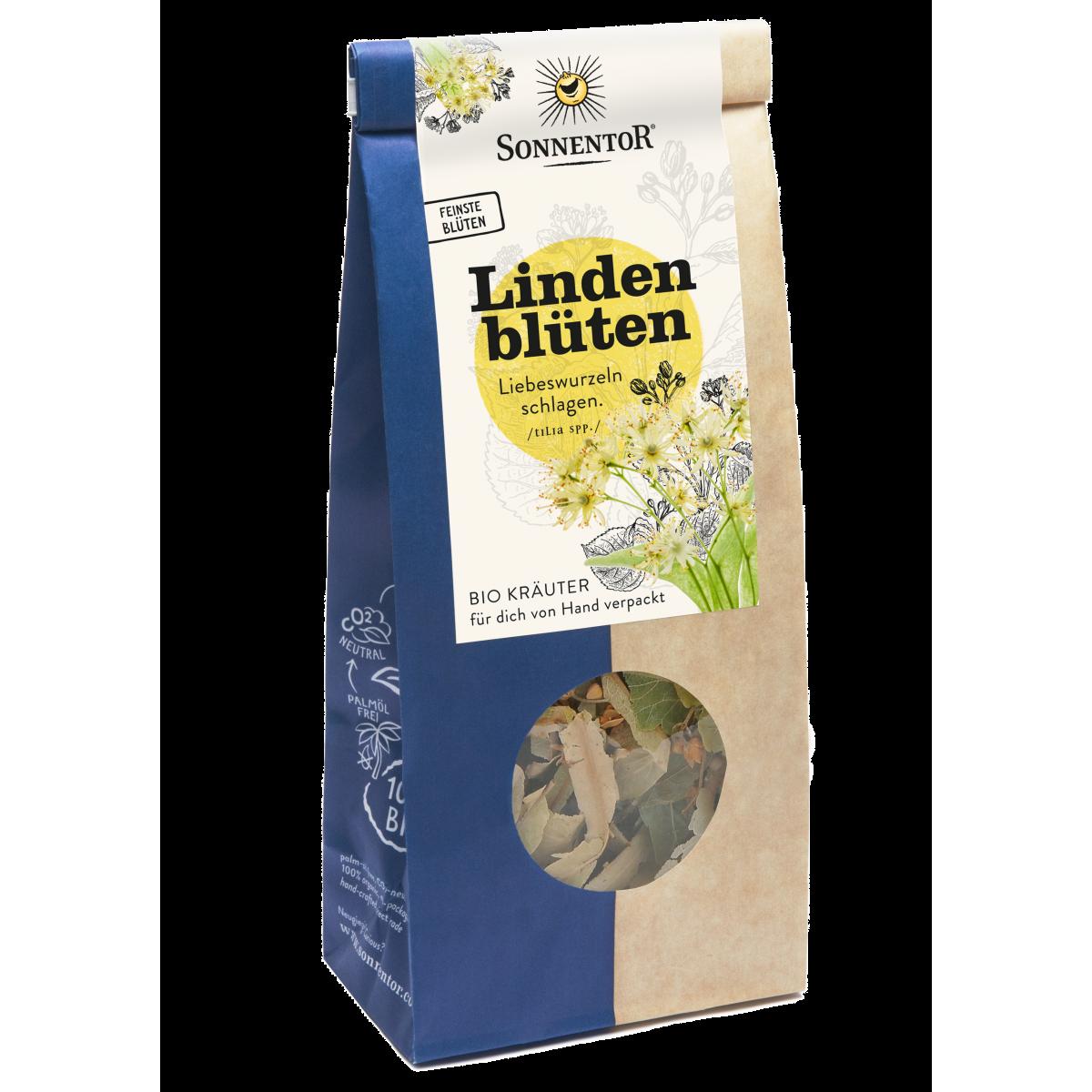 Lindenblüten Tee lose Bio