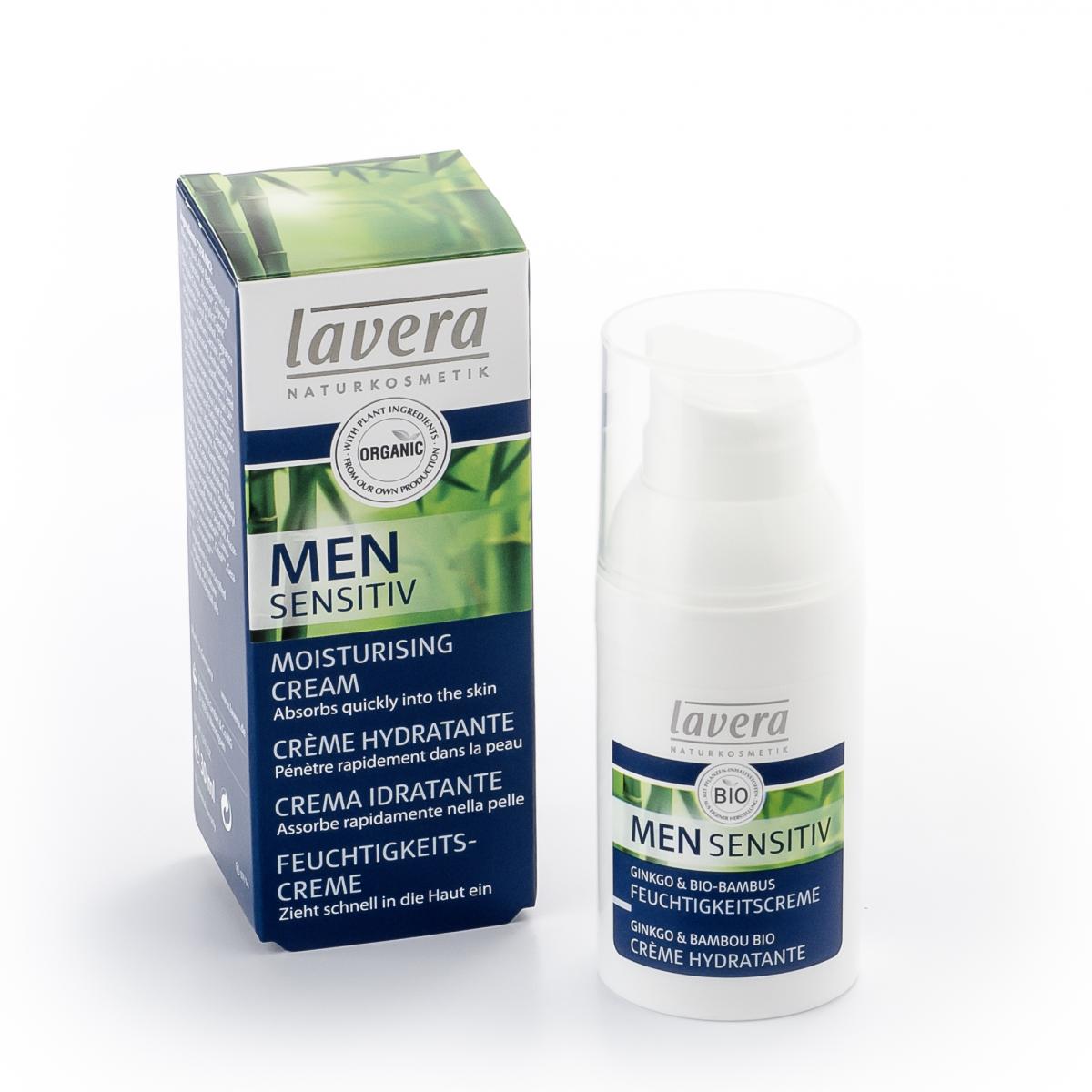 Feuchtigkeitscreme Men sensitiv