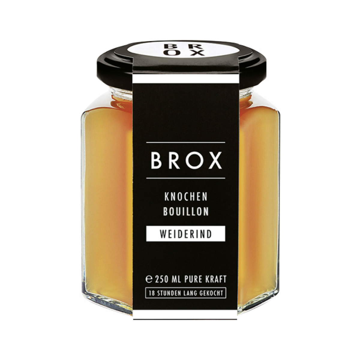 Brox Bio Knochenbouillon Weiderind
