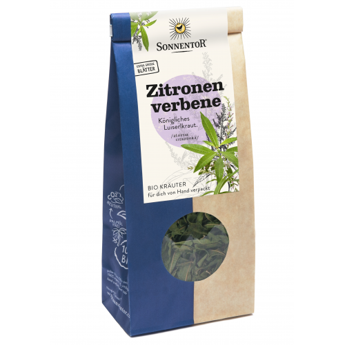 Zitronenverbene Tee lose Bio