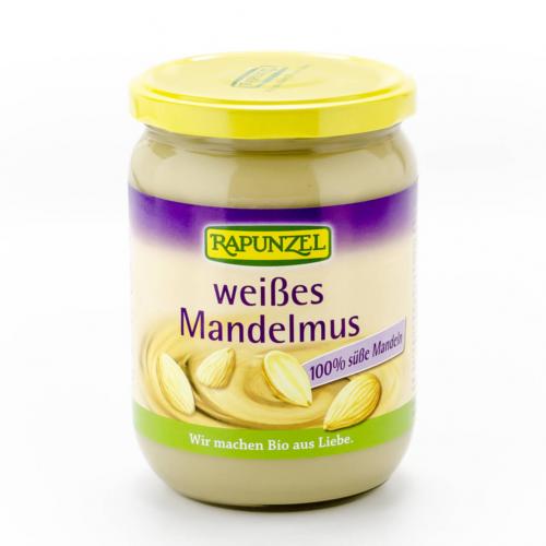 Mandelmus weiss