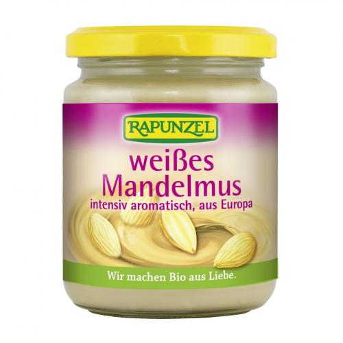 Mandelmus weiss intensiv aromatisch, aus Europa