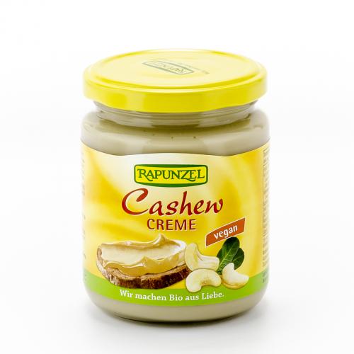 Creme Cashew Glas 250 g - Rapunzel