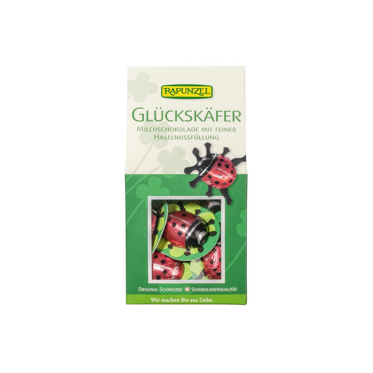 Glückskäfer, HIH Pack 100 g - Rapunzel