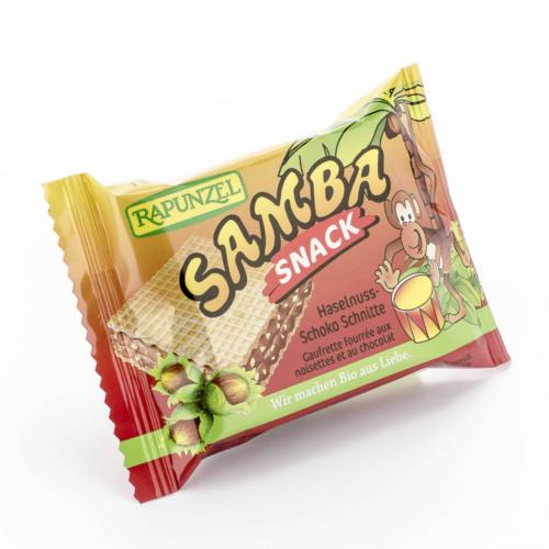 Samba Snack Stück 25 g - Rapunzel