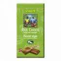 Rice Milk hell - Schokolade aus Reissirup