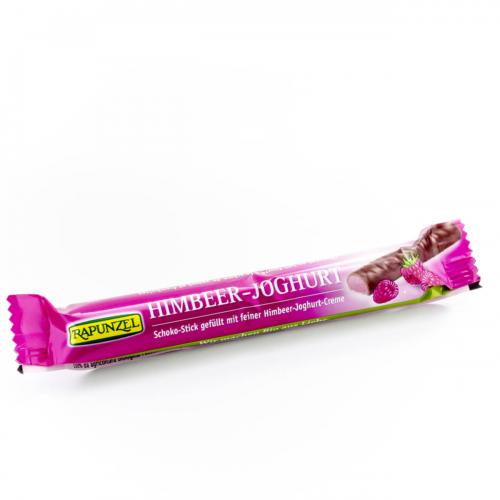 Stick Himbeer-Jogurt Stück 22 g - Rapunzel