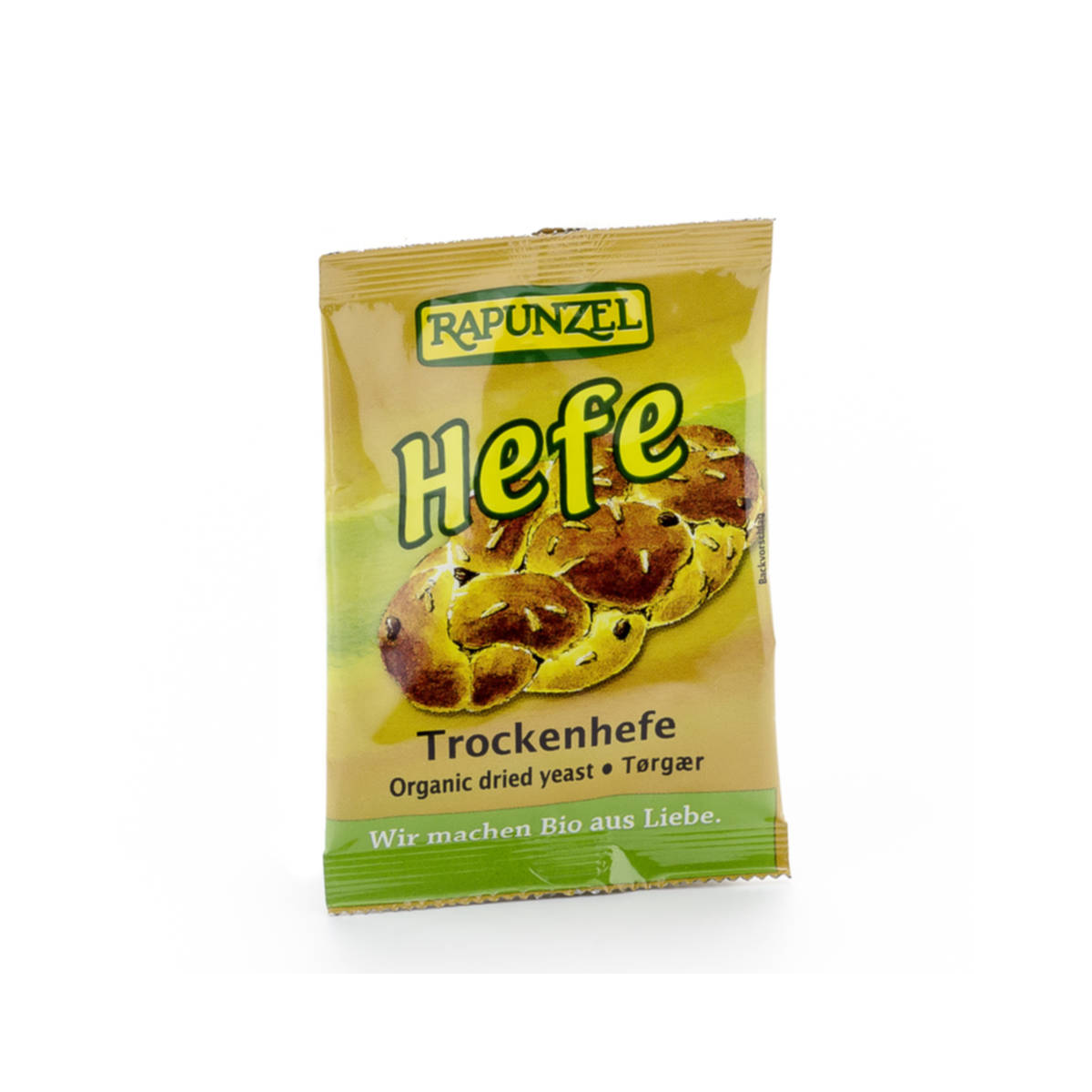 Hefe trocken Beutel 9 g - Rapunzel