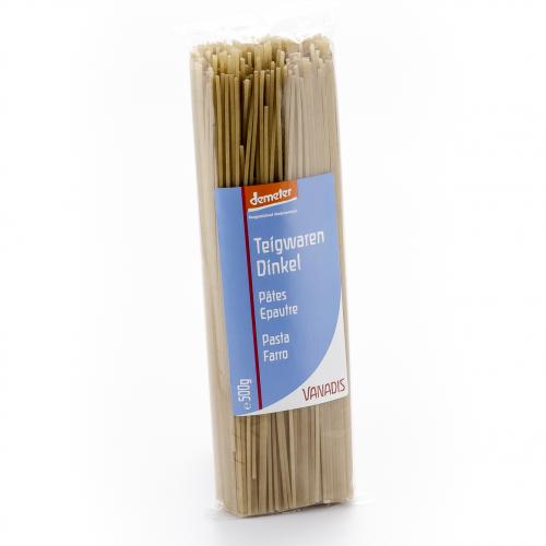 Spaghetti Dinkel