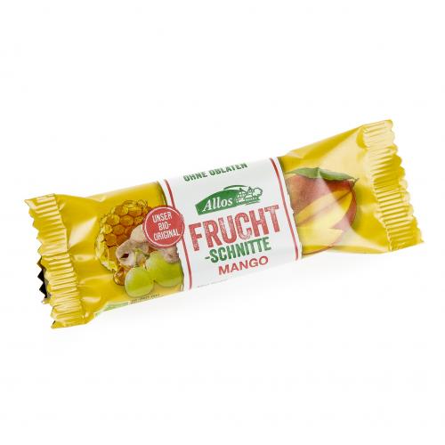 Fruchtschnitte Mango