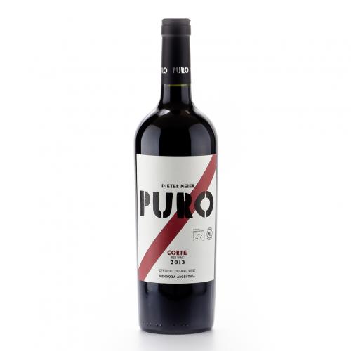 Dieter Meier  Puro Corte 2016 Flasche 750 ml/Glas Einweg - Wein