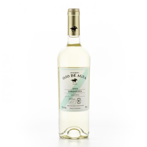 Dieter Meier  Ojo de Agua Torrontés 2016 Flasche 750 ml/Glas Einweg - Wein