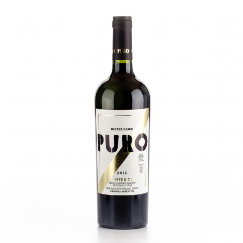 Dieter Meier Puro Corte d`Oro 2014 Flasche 750 ml/Glas Einweg - Wein