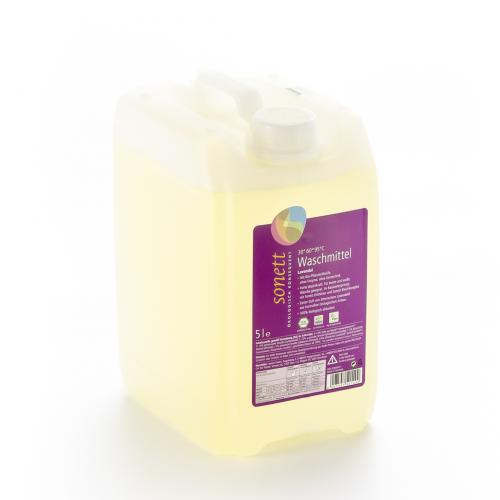 Waschmittel flüssig 30° - 95°C Lavendel Bidon 5 l  - Sonett