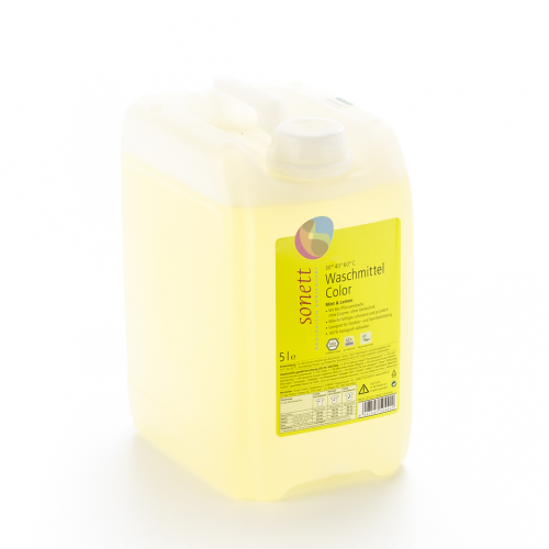 Waschmittel Color 30° 40° 60°C Mint Lemon flüssig