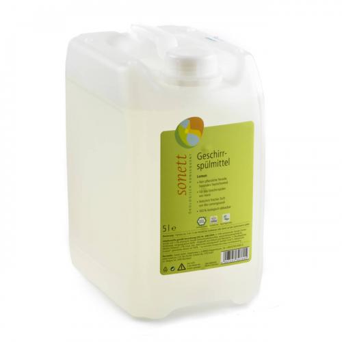 Geschirrspülmittel Lemon Bidon 5 l - Sonett