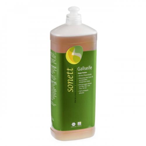 Gallseife flüssig Flasche 1 l/Plastik Einweg - Sonett