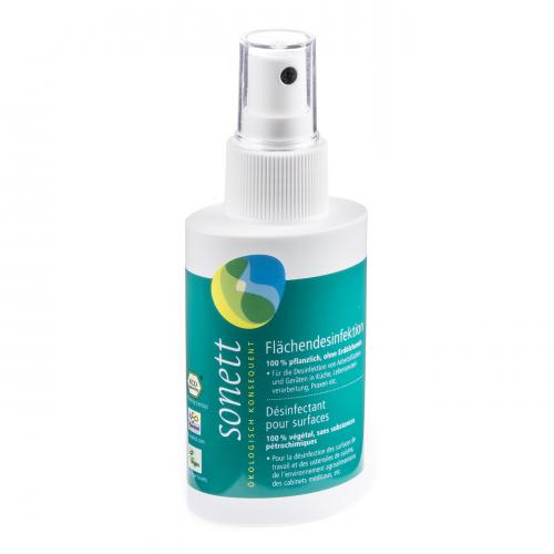 Flächendesinfektion, Spray