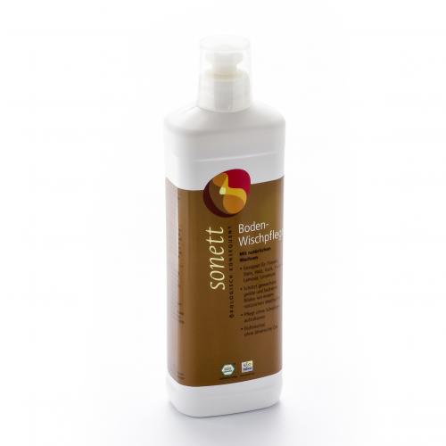 Boden-Wischpflege für versiegelte Böden Flasche 500 ml - Sonett
