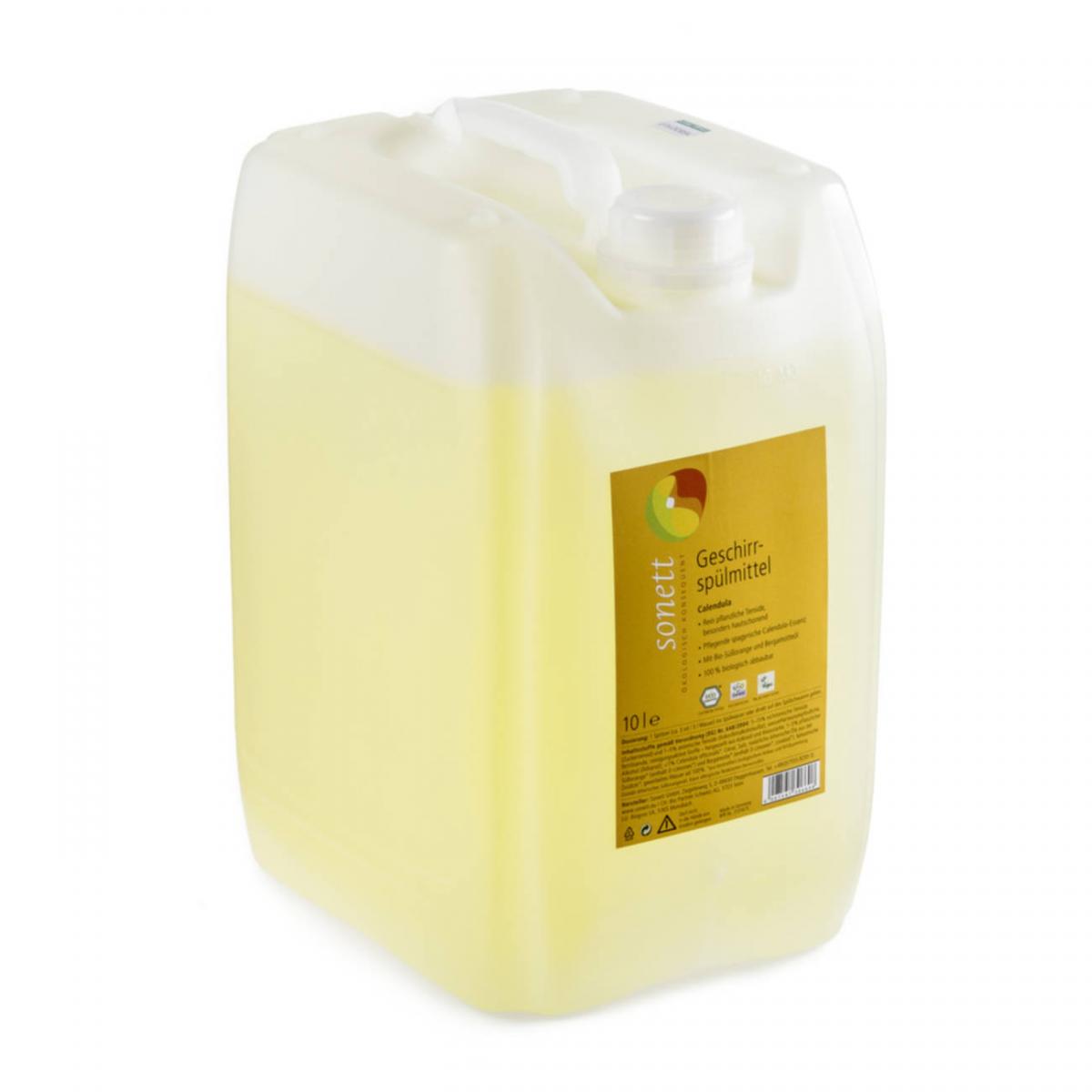 Geschirrspülmittel Calendula Bidon 10 l - Sonett