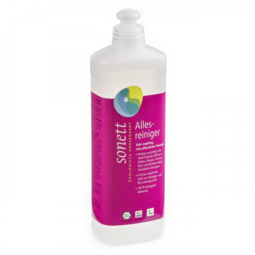 Allesreiniger Flasche 500 ml/Plastik Einweg - Sonett