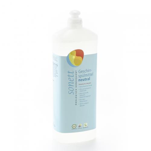 Geschirrspülmittel sensitiv, Nachfüllflasche - ohne Duftstoffe