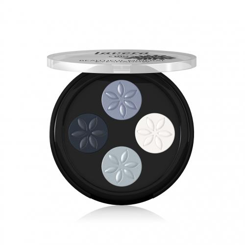 Beautiful Mineral Eyeshadow Quattro Dose 3.2 g - Lavera