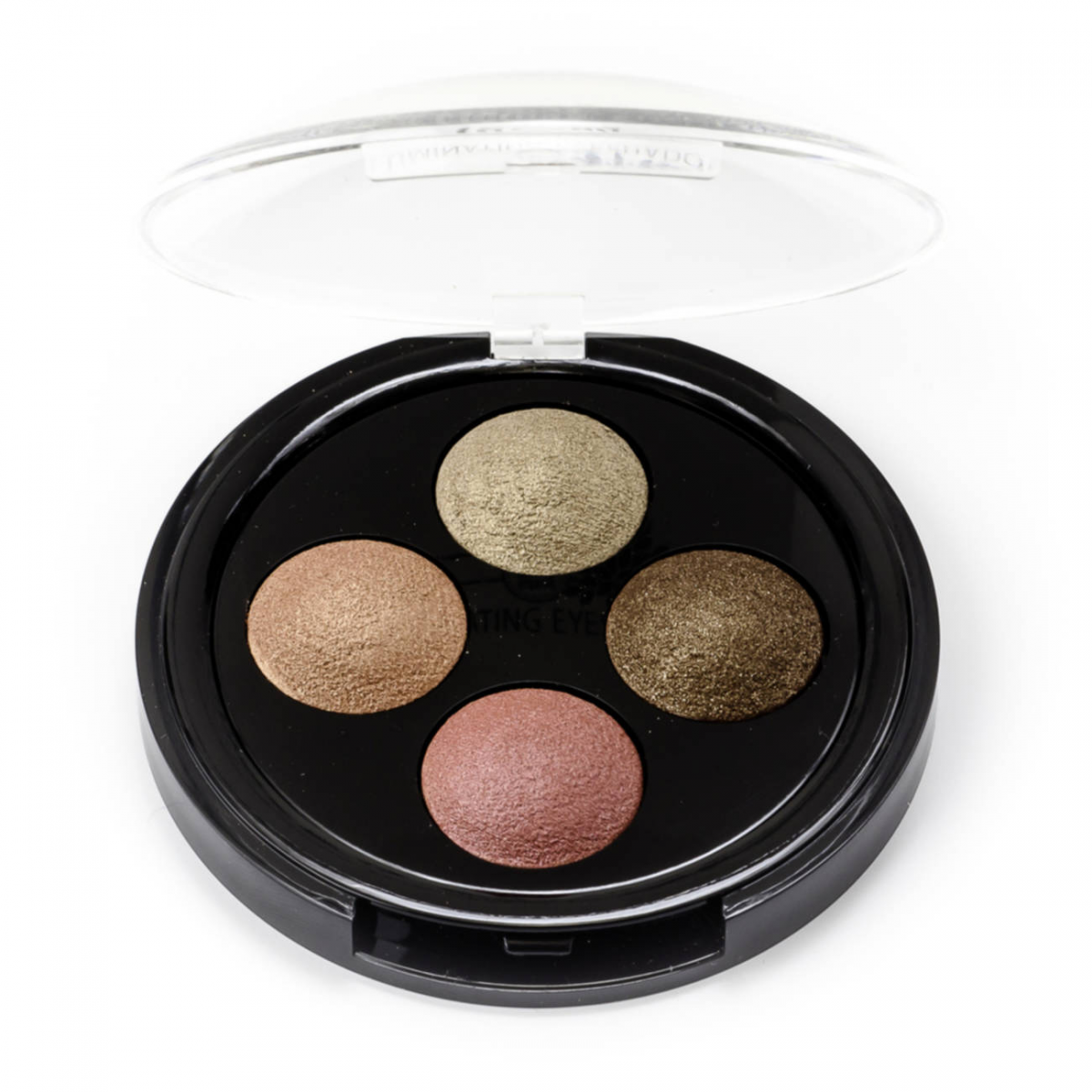 Illuminating Eyeshadow Quattro -Indian Dream 03- Dose 4 g - Lavera