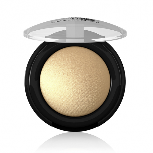 Illuminating Eyeshadow -Vibrant Gold 05- Dose 1.5 g - Lavera