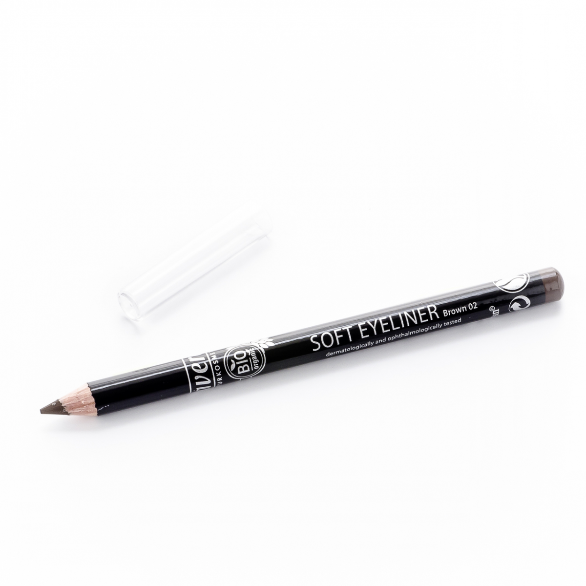 Soft Eyeliner -Brown 02- Stift 1.14 g - Lavera