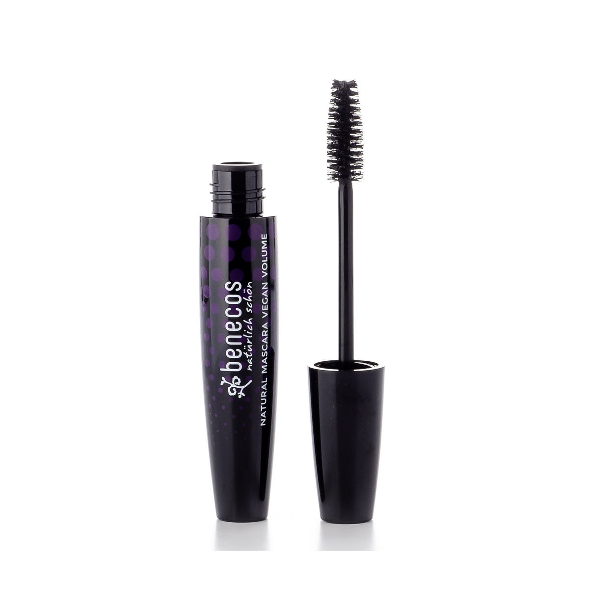 Mascara Vegan Volume magic black Stück 10 ml - benecos