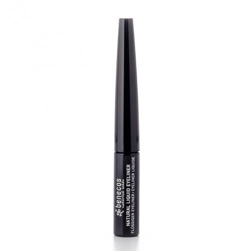 Liquid Eyeliner black Stück 3 ml - benecos