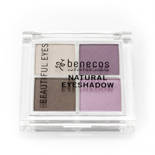 Quattro Eyeshadow beautiful eyes Dose 8 g - benecos