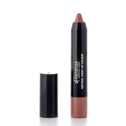 Shiny Lipcolour rusty rose Stück 4.5 g - benecos