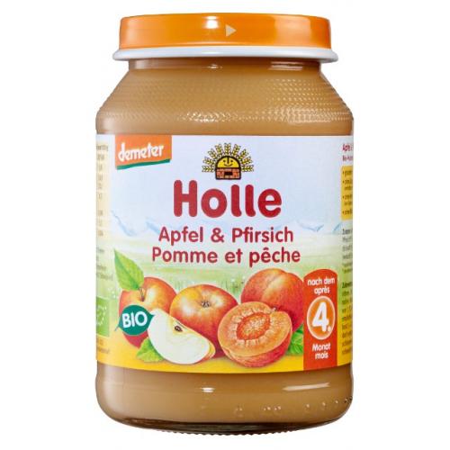 Pfirsich & Apfel