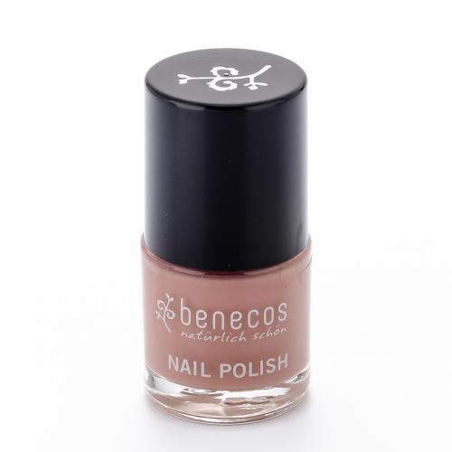 Nail Polish rose passion Flasche 9 ml/Glas Einweg - benecos
