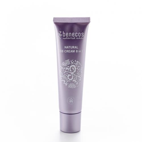 BB-Cream beige - tönende Gesichtspflege