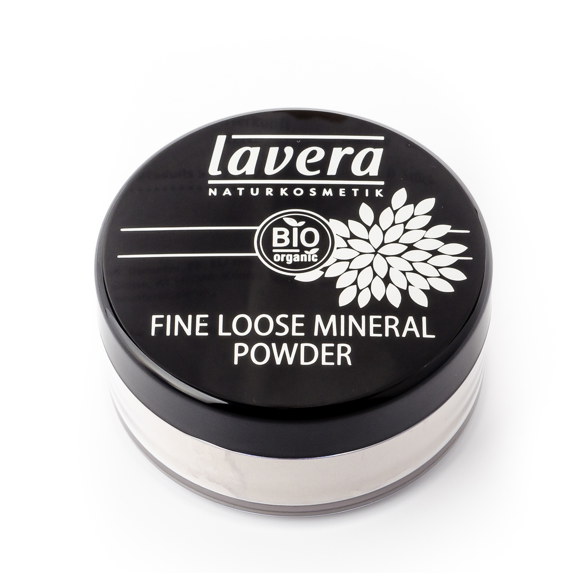 Fine Loose Mineral Powder -Transparent- Dose 8 g - Lavera