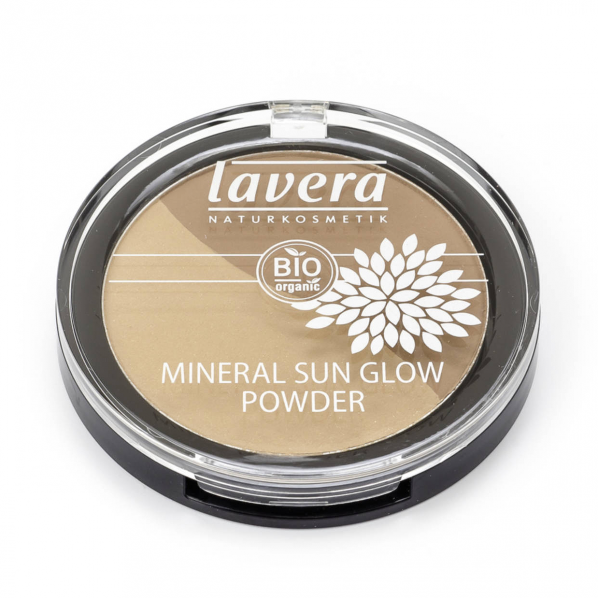 Mineral Sun Glow Powder Duo -Golden Sahara 01- Dose 9 g - Lavera