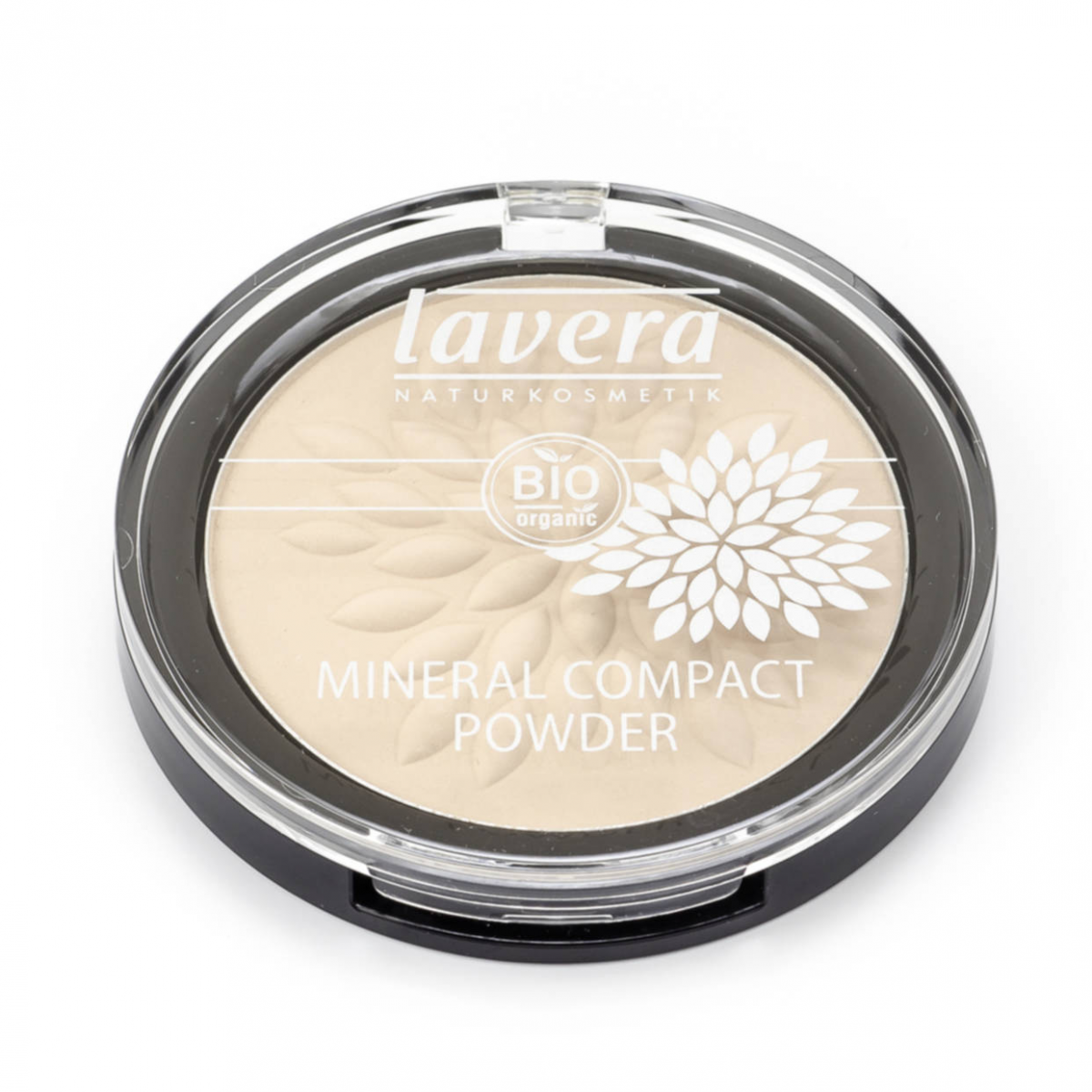 Mineral Compact Powder -Ivory 01- Dose 7 g - Lavera