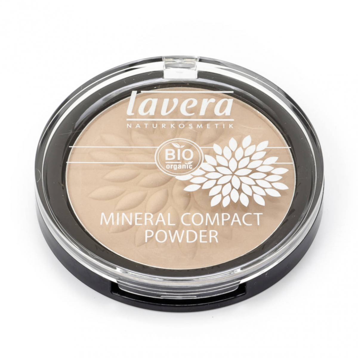Mineral Compact Powder -Honey 03- Dose 7 g - Lavera