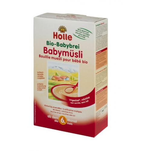 Bio-Babybrei Babymüesli