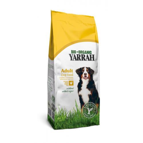 Hundefutter Brocken Huhn-Getreide Trockenfutter