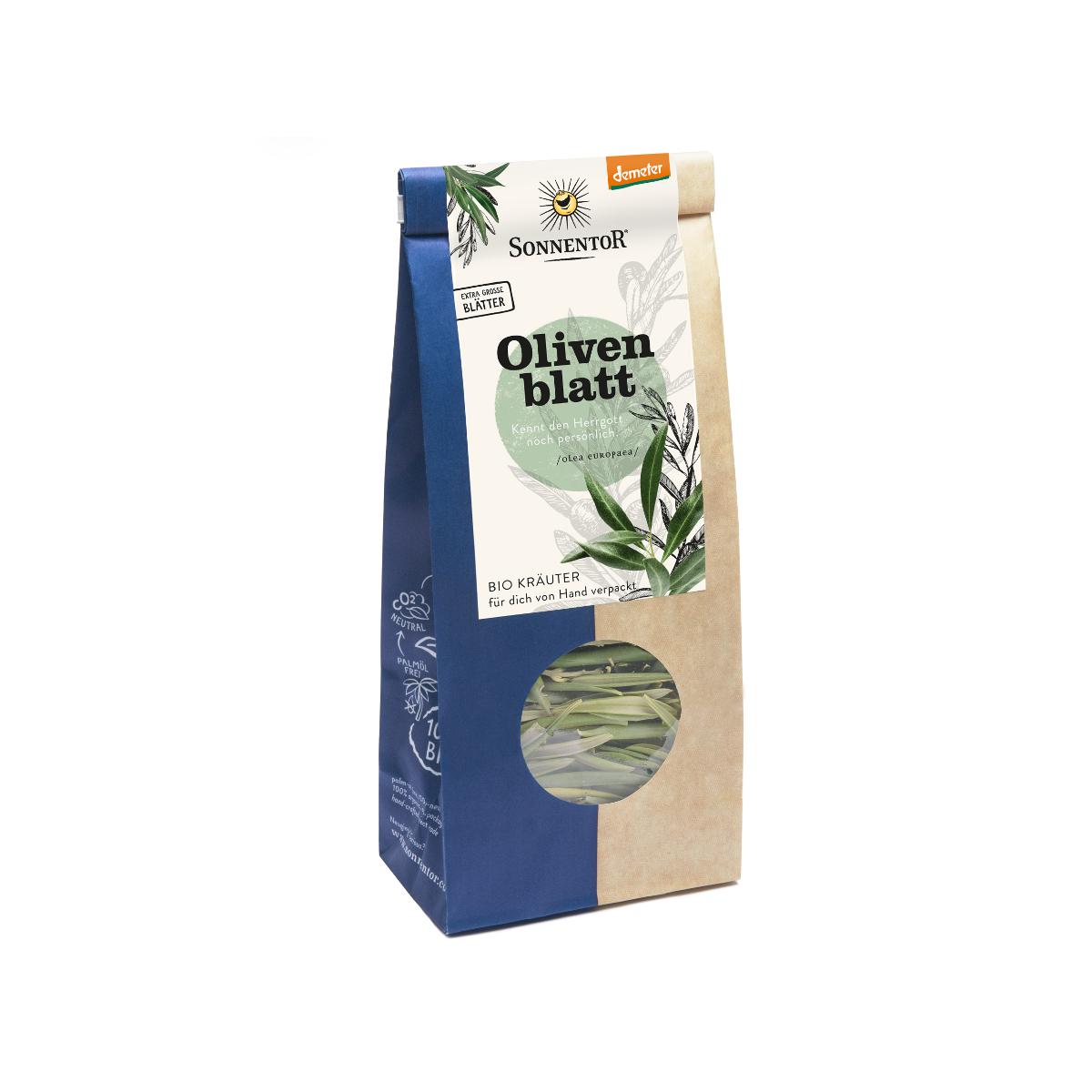 Olivenblatt-Tee lose Bio
