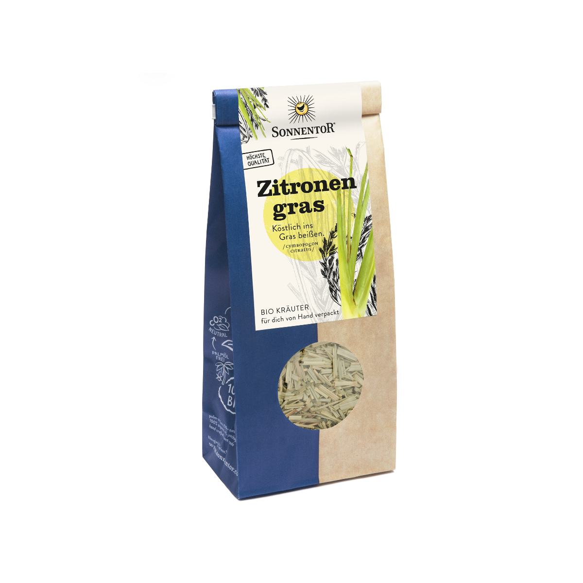 Zitronengras lose Bio